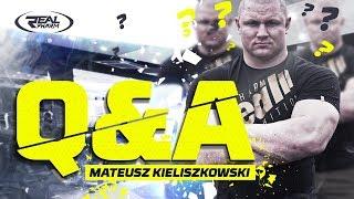 Mateusz Kieliszkowski Q&A