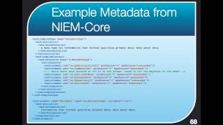 NIEM ATC 4 of 5 - Metadata