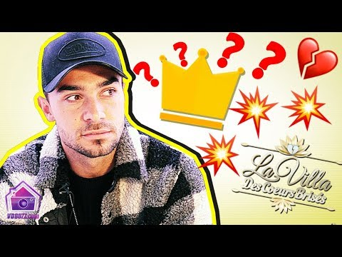 Julien Guirado (La Villa 4) : La reine des plastiques ? Julia Paredes ? Jelena ?