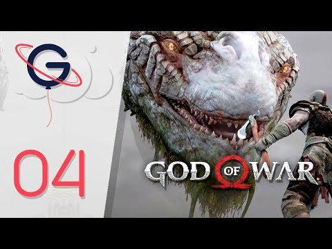 GOD OF WAR FR #4 : Le Serpent-monde