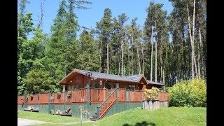Beautiful Holiday Park In The Scottish Borders