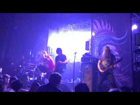 The Haunted and Meshuggah Live at Bristol 02 2017