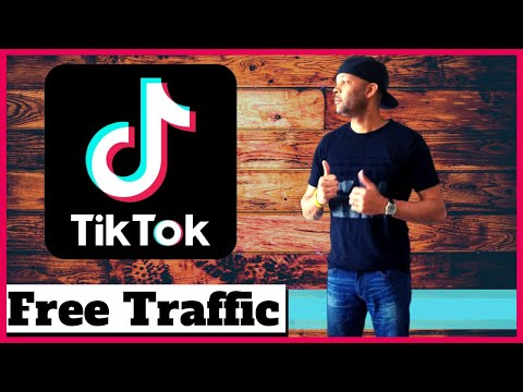 How to use Tik Tok For Free Traffic | CPA Affiliate Marketing Tutorial thumbnail