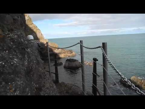 The Gobbins   Dramatic Coastal Walk