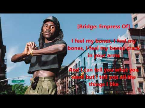 Blood Orange - Best To You (Lyrics)