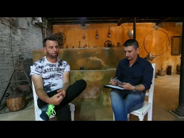 Entrevista de Diario Palmero al Cantautor  Fran Ramos