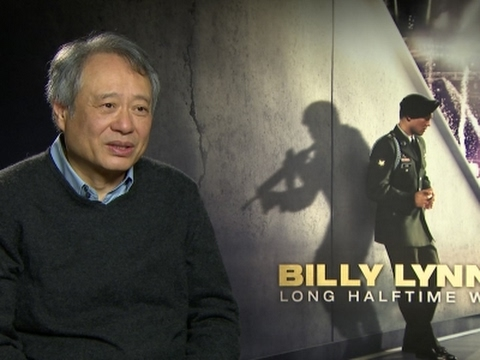 "Ang Lee: ""I don't believe in heroes"""
