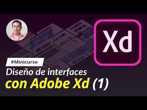 #minicurso Adobe Xd (1) - Introducción