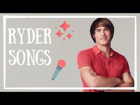 My Top 15 Glee - Ryder Songs