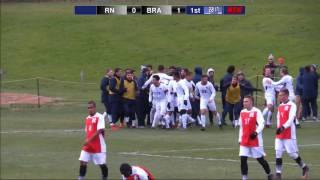 Brandeis Mens Soccer NCAA Highlights