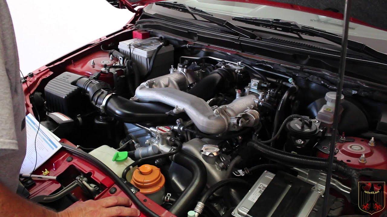 2006 2008 suzuki grand vitara v6 60 000 mile service part 2 [ 1280 x 720 Pixel ]