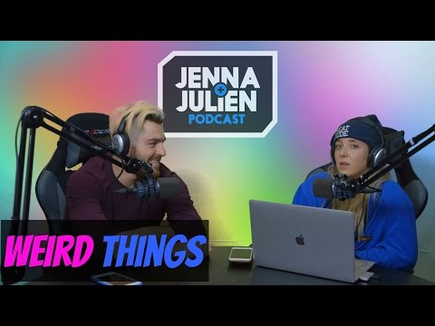 Podcast #120 - Weird Things