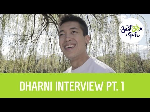 How does Dharni create new sounds? Interview @ beatbox.guru