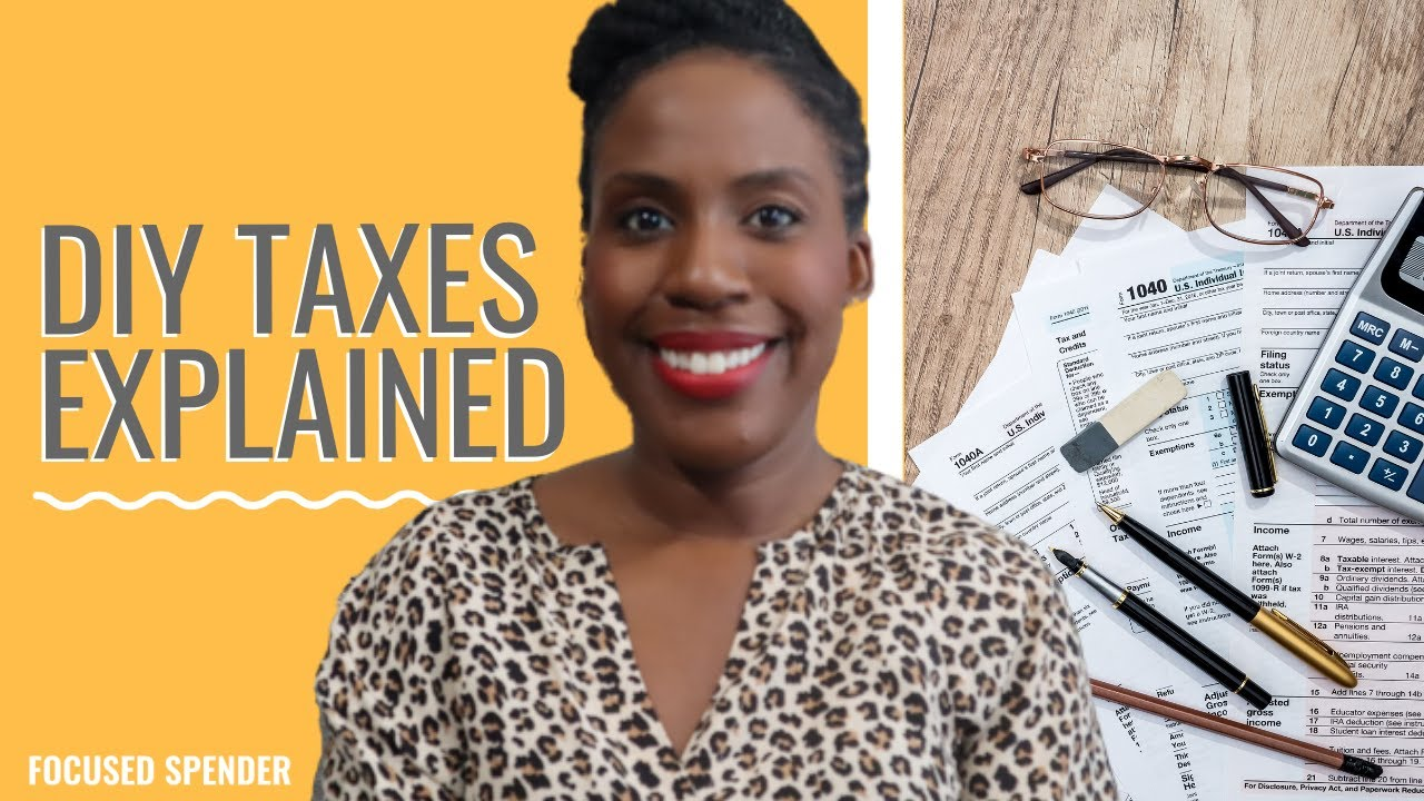 I Did My OWN Taxes via TurboTax - What You Need to Pay Investment Taxes
