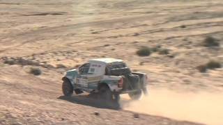 AFRICA ECO RACE 2016 - CLIP - Day4