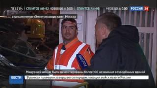 Вторая волна сноса самостроя в Москве: под ковш пошли 107 строений(, 2016-08-29T09:53:22.000Z)