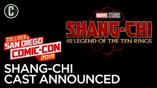 Marvel's Shang-Chi Will Include the Real Mandarin