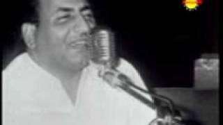 Mohammed Rafi Live Video - Pyar Kisi Ka Gaata Hai