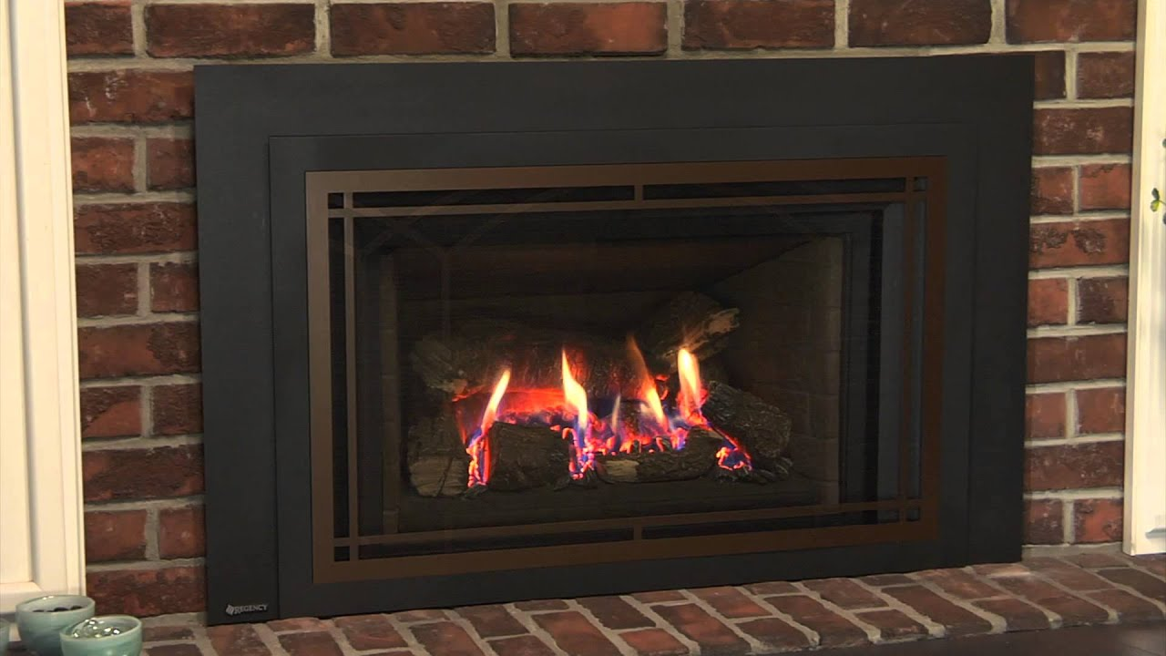 Regency Gas Insert Doors And Inlays Fireplace Products