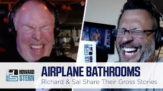 Download Richard and Sal Have Bad Airplane Bathroom Etiquette