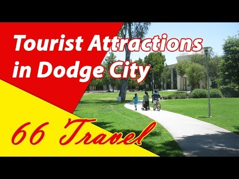 List 8 Tourist Attractions in Dodge City, Kansas   Travel to United States