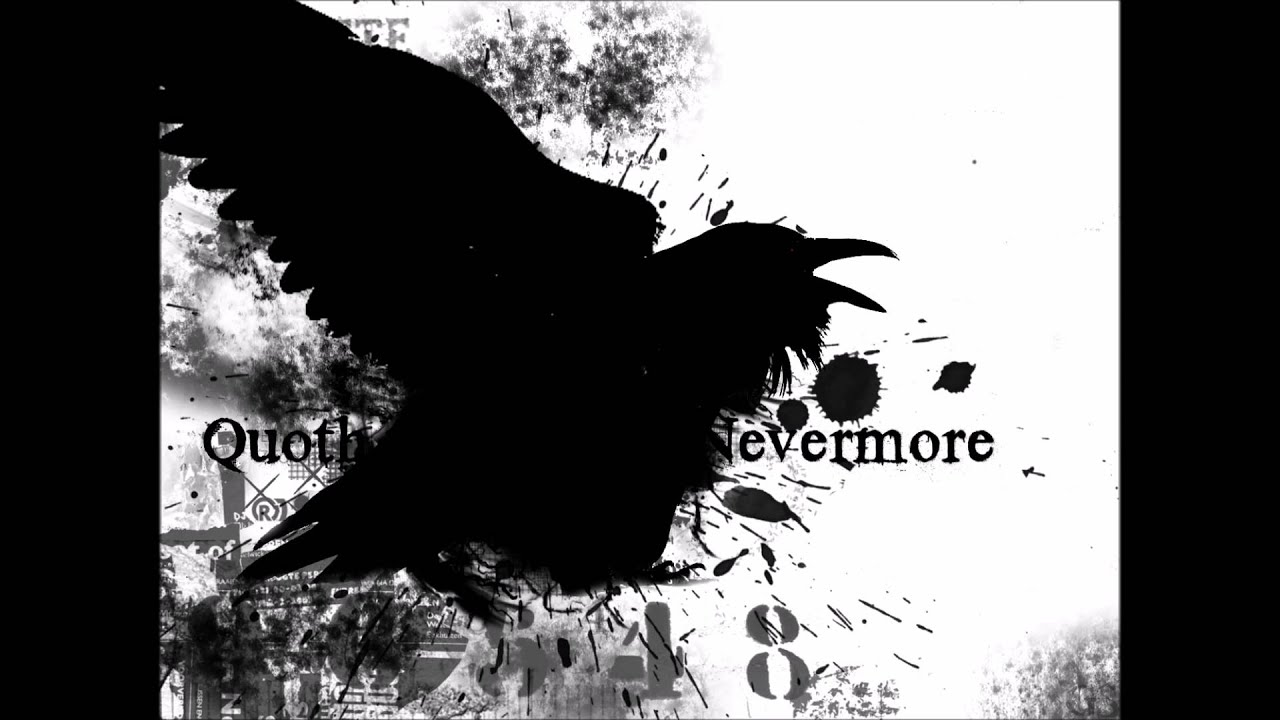 Souvent Edgar Allan Poe - The Raven (Türkçe Altyazı) - YouTube NV26