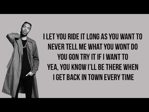 ELHAE - Bang Your Line (ft. Ty Dolla $ign) (Lyrics)