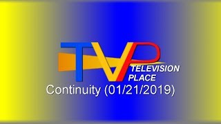 Television Place Continuity (01/21/2019)