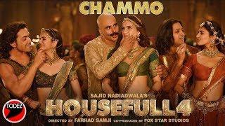 Housefull 4: CHAMMO Song   Akshay Kumar,Riteish D,Bobby D,Kriti S,Pooja H, Kriti K   Sohail Sen
