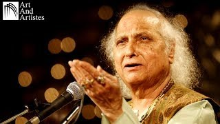 Pandit Jasraj | Vraje Vasantam | Haveli Sangeet | Raag - Mishra Kafi | Taal - Bhajani