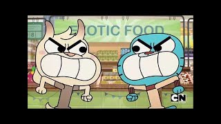 The Amazing World of Gumball - Chi Chi Gumball Knock off (Clip) The Copycats