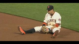 Ramiro Peña - San Francisco Giants Highlights