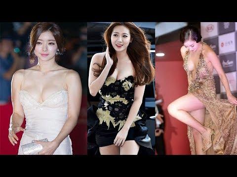 TOP 10 Most Revealing Red Carpet Dresses Worn By Korean Stars. http://bit.ly/2MJHVaw