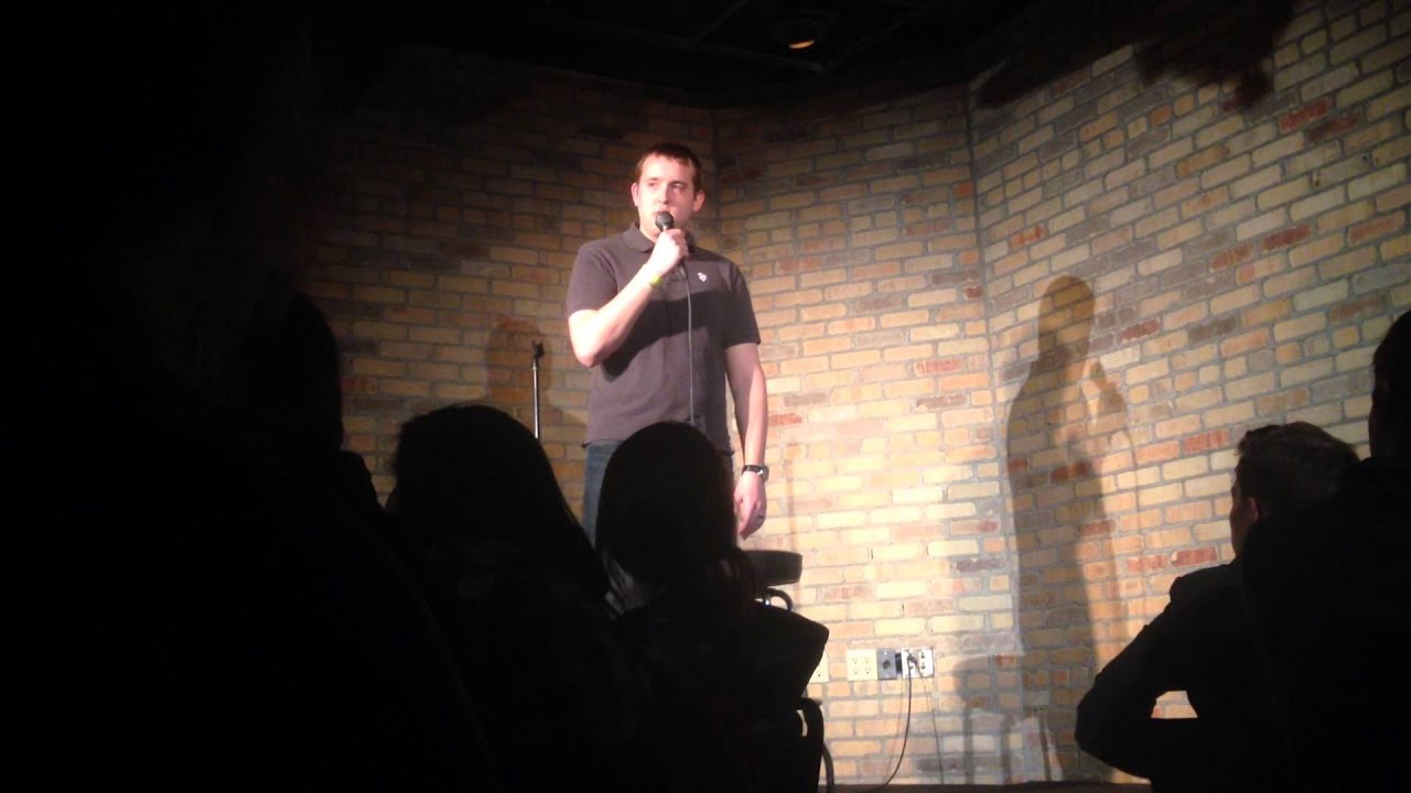 Nick Forslund @ Comedy on State 2/11/2015