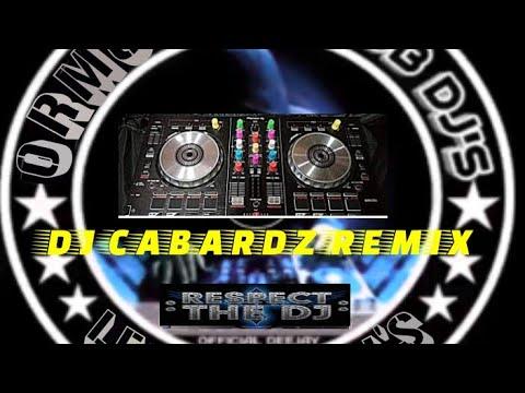 Nonstop Disco Budots Bombmix 2018- Remix  Cabardz on the mix