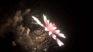 Torrance Fireworks @ Redondo Beach - 4th of July 2014