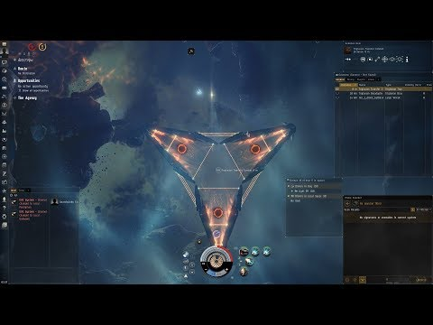 Eve Online – Thorax vs Tier 2 Abyssal Deadspace!