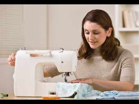How To Use A Sewing Machine Sewing For Beginners YouTube Beauteous How To Use The Sewing Machine