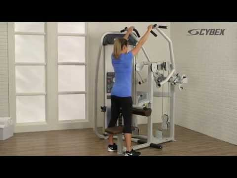 Advanced Pulldown Movements - Eagle NX