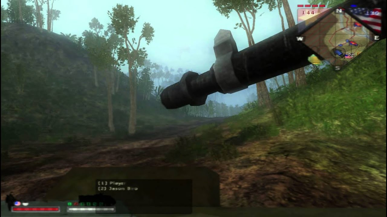 Battlefield Vietnam PC Mods