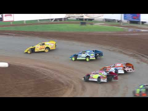 8 18 18 Modified Heat #3 Lincoln Park Speedway