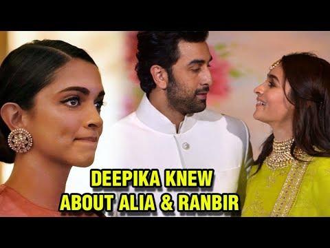Deepika Padukone Knew About Ex Ranbir Kapoor & Alia Bhatt's Relationship Even Before It Was Official Mp3