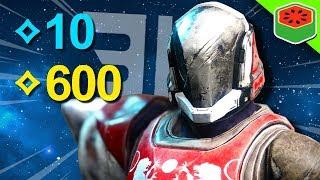 Low Light vs High Light - Iron Banner | Destiny 2 Forsaken