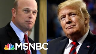 Senator Suing To Block Donald Trump AG Pick: He's A 'Lap Dog' | The Beat With Ari Melber | MSNBC