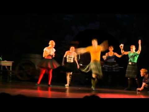 Kiev Modern-Ballet - In Pivo Veritas (Pas De Deux)