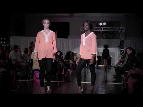 Yantra Collection - 2013 Virginia Fashion Week