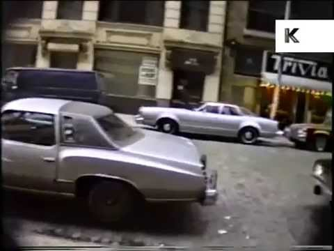 Rare 1980s New York Footage of Danceteria Club, Daytime