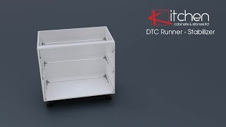 [Components] DTC Stabilizer with a 900mm 3 Drawer Cabinet