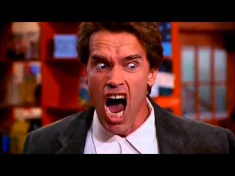 SHUT UP! - Arnold Schwarzenegger