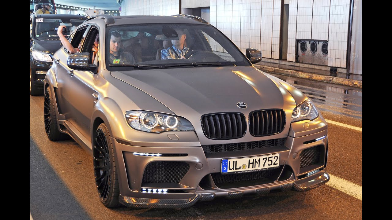 Hamann Tycoon Evo M Insane Sound And Acceleration Youtube